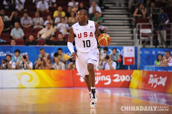 科比成为2019篮球世界杯全球大使 携手姚明推广中国赛事